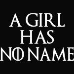 A Girl No Name