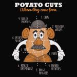 A Potato Anatomy
