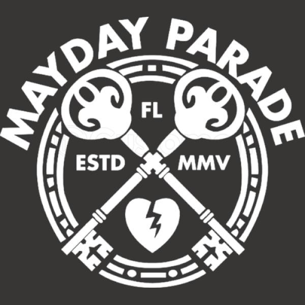 Mayday Parade Key Baby Onesies Kidozi