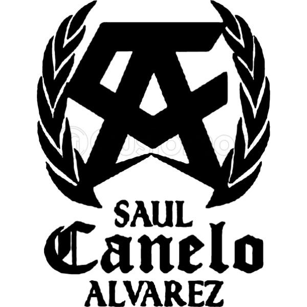 Saul Canelo Alvarez Black Mens T Shirt Kidozi