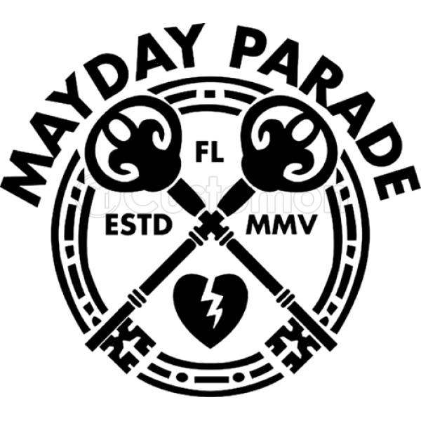 Mayday Parade Key Kids Sweatshirt Kidozi