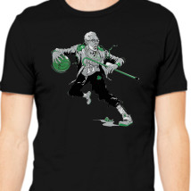 cheap for discount 56a0f 7419b Kyrie Uncle Drew Men's T-shirt | Kidozi.com