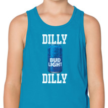 8ff8d6c98d1819 Bud Light Dilly Dilly Kids Tank Top