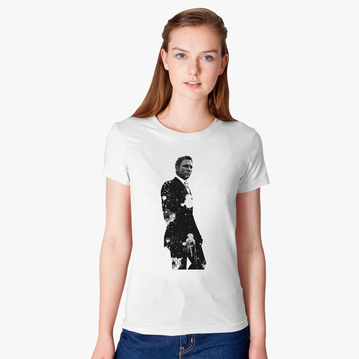 Buy 007 SPECTRE Women's T-shirt, 181238
