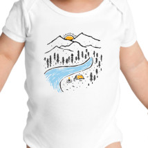 cc3625d34 A WOMAN S PLACE IS IN THE REVOLUTION Baby Onesies