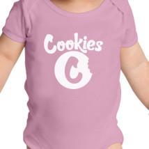 57587910b Cookies Sf Berner Girl Scout Cookies Khalifa Kush Ti Rap Music Baby Onesies