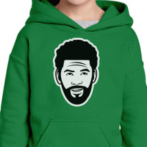 f9bd36384a5a Kyrie Irving cartoon style by rayd3rd Kids Hoodie