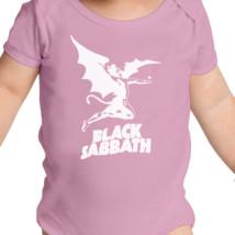 cd786335e Black Sabbath Master Of Reality Baby Onesies | Kidozi.com