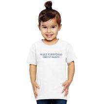 9e87dfa1b Make Christmas Great Again Kids Tank Top | Kidozi.com