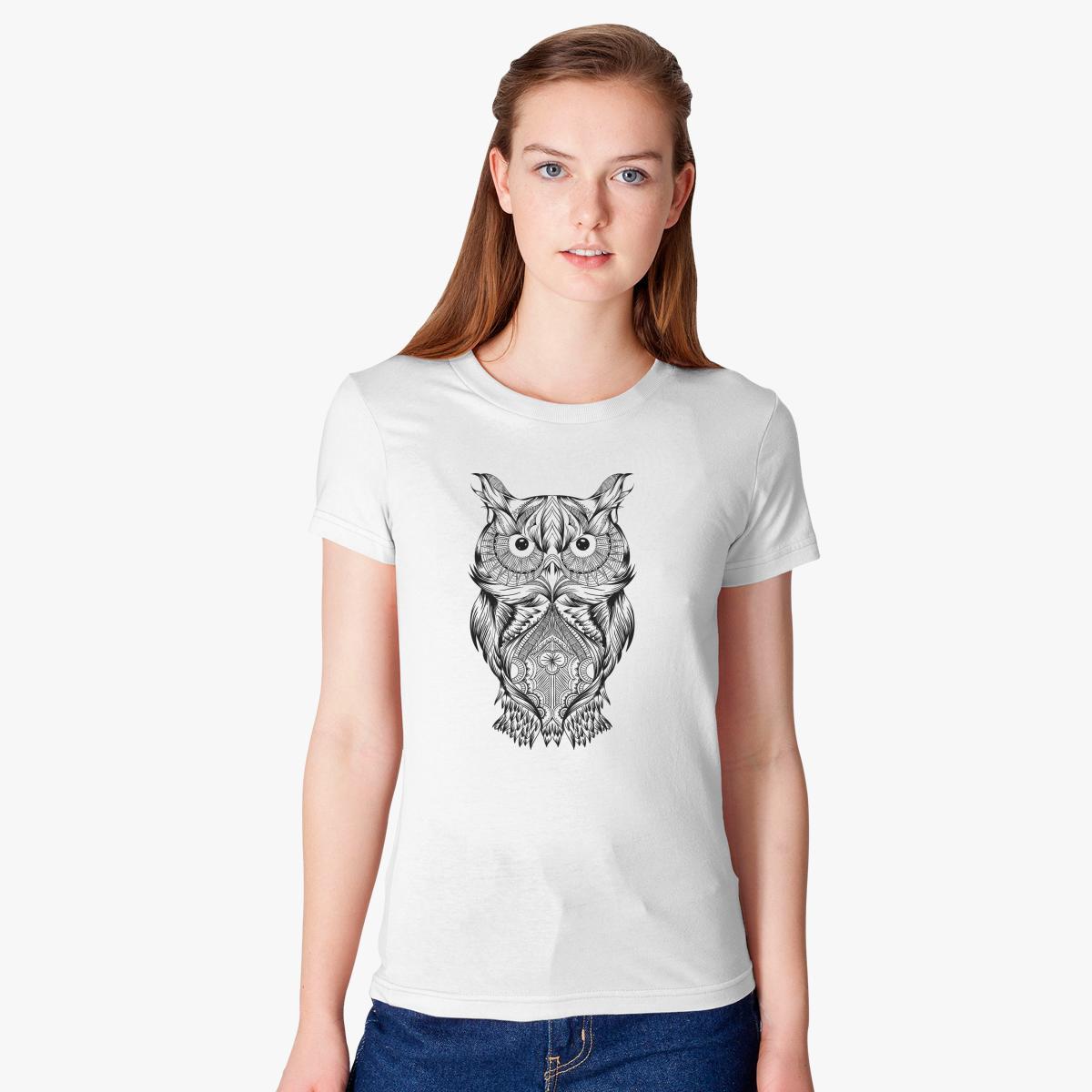 Buy Owl Women's T-shirt, 34297
