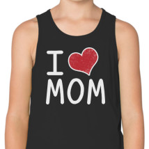 image regarding I Mom named I Appreciate Oneself Mother Young children Tank Ultimate