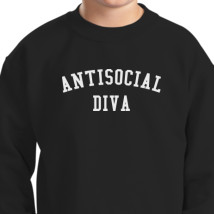 24df78bb94ce Antisocial Social Club Kids Sweatshirt