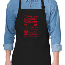 Ed Sheeran Lyrics Apron | Kidozi com